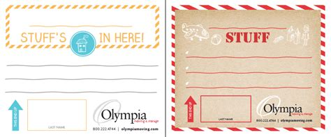 free printable moving box labels olympia moving storage