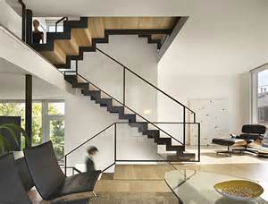Interior Design For Split Level Homes Split Level House Qb 3 Slide Show Architectural Record
