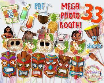 moana boat toys r us moana food labels moana tent cards moana birthday party moana