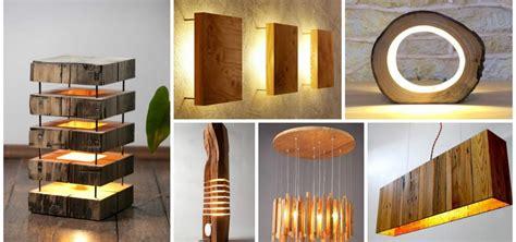 Creative Diy Wood Ls 13 Creative Diy L Of Wood To For