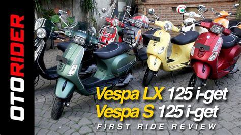 Vespa S 125cc I Get vespa lx dan s 125 i get ride review indonesia
