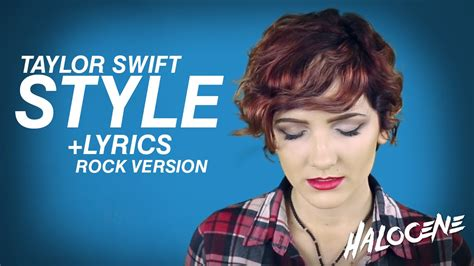 taylor swift style lyrics world news taylor swift style official lyrics pop goes punk cover