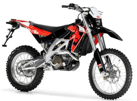 Aprilia RXV 550 Dual Sport Motorcycle Reviews