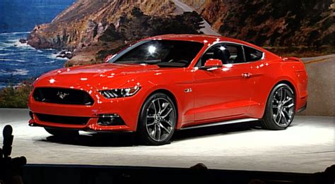 2015 mustang news nutson in ny reports on 2015 ford mustang press unveiling