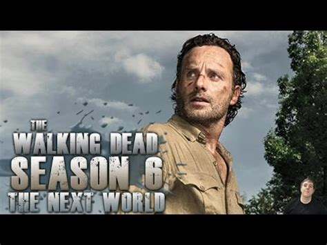 film seri walking dead season 6 the walking dead season 6 episode 10 the next world
