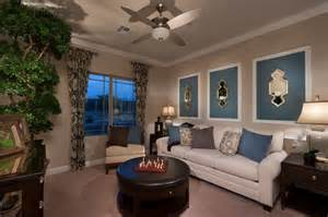 model home living room pulte homes quot celebration quot model home vail arizona