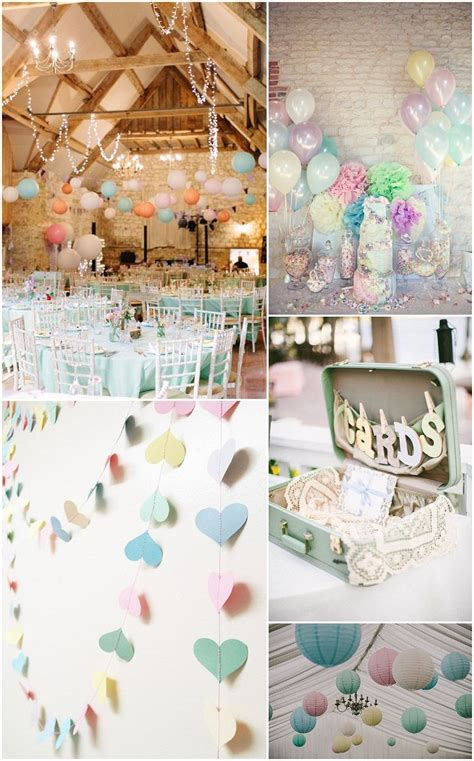 25 best ideas about pastel wedding theme on pinterest