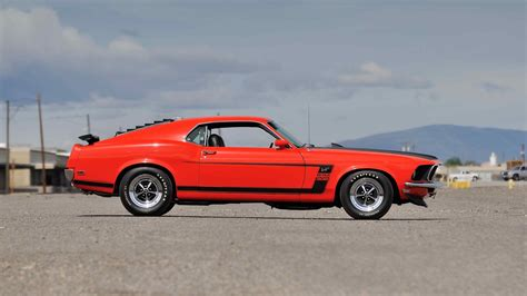 Ford Mustang Home Decor by 1969 Ford Mustang Boss 302 Fastback S118 1 Seattle 2014