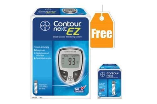 coupons for free blood glucose meter