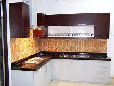 Furniture Multiplek kitchen set type minimalis cv tores