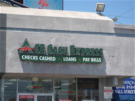 Ace Elite Payday Loans by Store Locations Ace Express