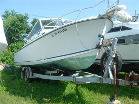 shamrock boats for sale nj 8 900 1988 shamrock 26 predator power boat neptune nj