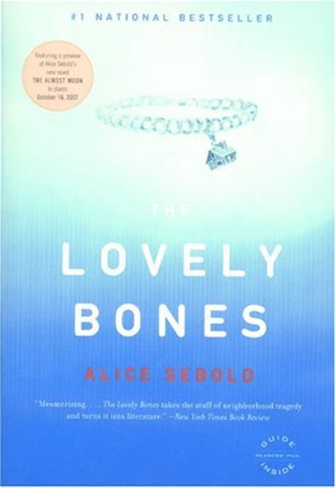 themes in lovely bones book the lovely bones by alice sebold teen book review of fiction