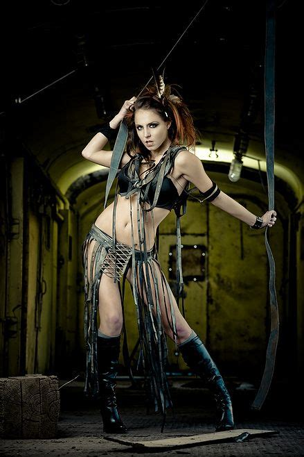 Fashion Mad The C String by Mad Max Style Shoot Style Leather Mad Max