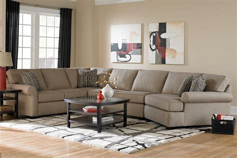 one sectional sofa one seat sectional sofa occanj org
