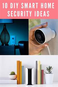 10 diy smart home security ideas keep your family safe