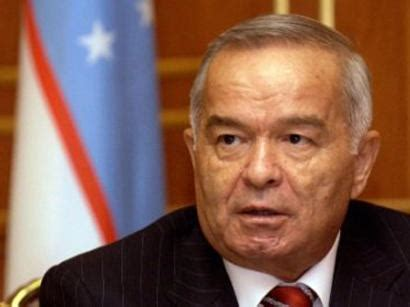 uzbek president in intensive care after brain hemorrhage daughter uzbek president in intensive care his condition stable