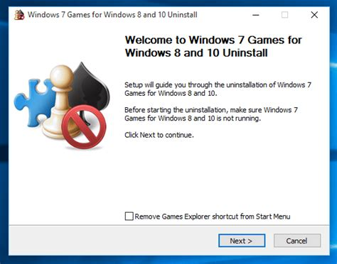 how to uninstall games on windows 8 uninstall windows 7 games from windows 10
