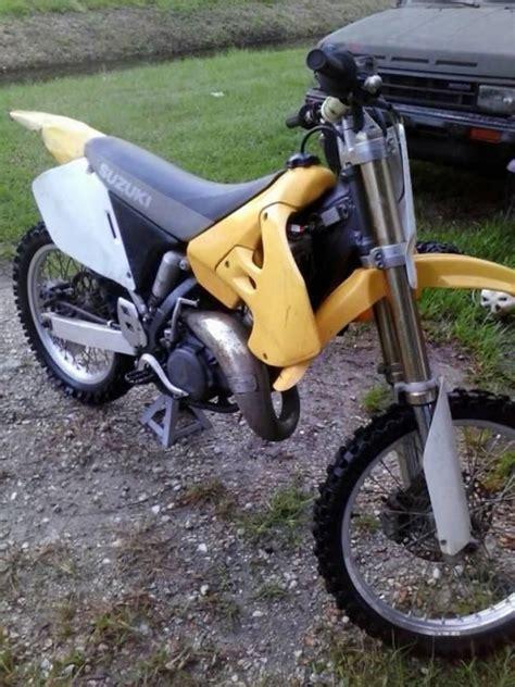 2000 Suzuki Rm125 Buy Suzuki Rm 80 On 2040 Motos