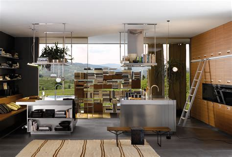 italian kitchen island modern italian kitchen design from arclinea