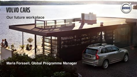 volvo office volvo cars rethink office abw