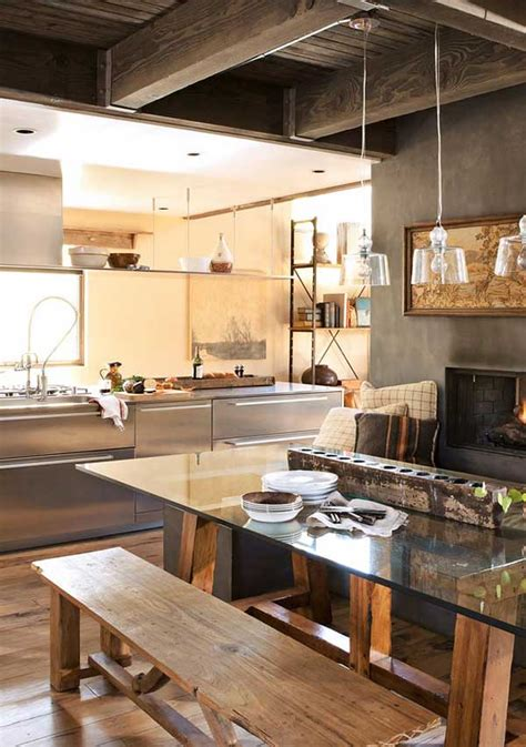 checkout most popular types of eclectic kitchen designs
