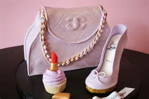 3d birthday cakes nj chanel purse and louboutin high heel shoe custom cakes