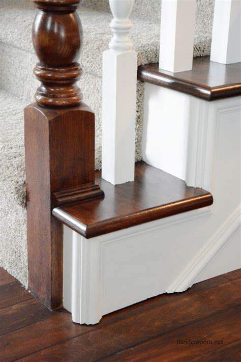 Restaining Banister Rail by 17 Best Ideas About Java Gel Stains On Java