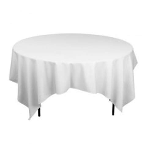 location nappe table ronde cotton st malo dinan combourg dol