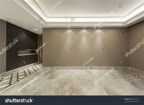 devanna beige floor imagenes wall empty room marble flooring beige wall stock photo 522401554