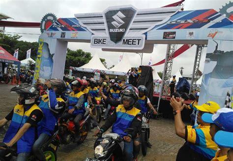 Pcx 2018 Banjarmasin by Banjarmasin Tutup Gelaran Suzuki Bike Meet 2017 Gilamotor