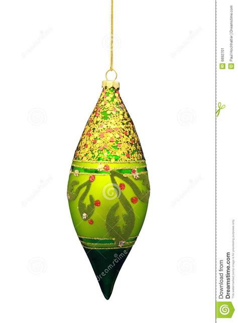 sparkly christmas ornament stock image image of colorful