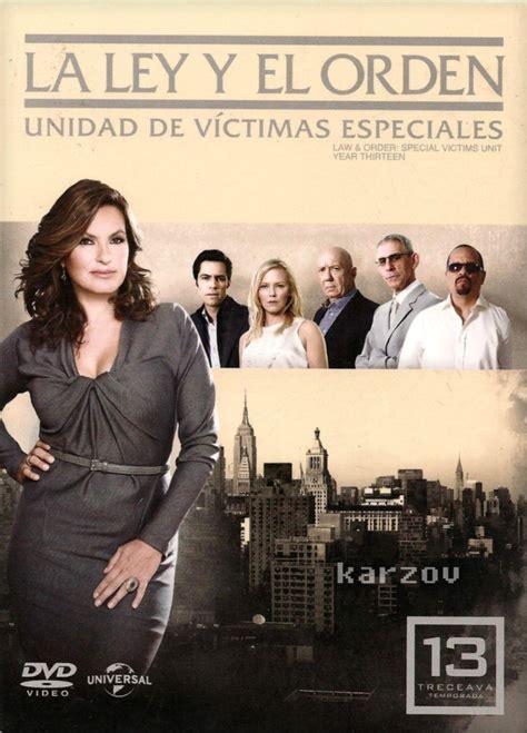 nedlasting filmer law order special victims unit gratis la ley y el orden uve temporada 13 trece serie dvd 419