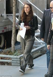 Name Keira Knightleys Purse by Helen Mirren Looks The Picture Of Youth In Grunge T Shirt