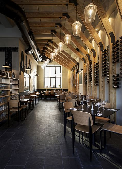 Rest Interior by Ready For Restaurant Bar Design Awards 2014