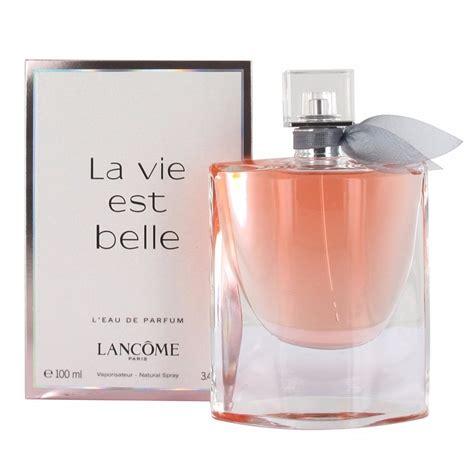 Parfum Lancome Original perfume la vie est lanc 244 me feminino edp 100ml