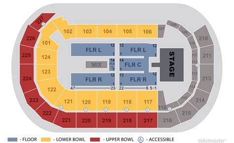 amsoil arena seating map seating charts duluth entertainment convention center