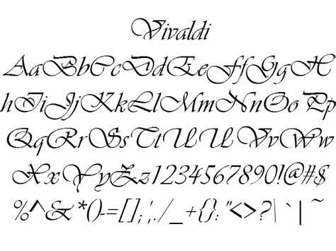 tattoo alphabet different handwriting styles 17 different types of fonts alphabetical images