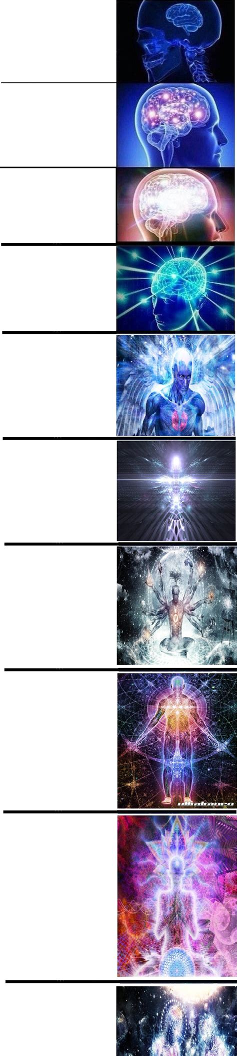 Expanded Brain Meme Template Doliquid Imgflip Meme Templates