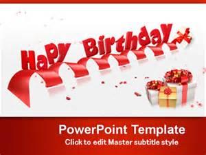birthday powerpoint template free happy birthday powerpoint templates
