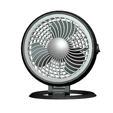 desk fans at lowes shop feature comforts 7 in desk fan at lowes com