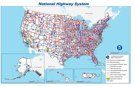 road map usa book file national highway system map pdf wikimedia commons
