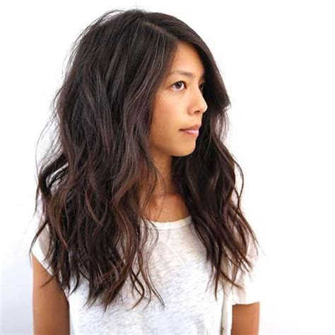 cut curly hair on long island 17 best ideas about thick wavy haircuts on pinterest