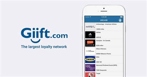 Unredeemed Gift Card Liabilities - loyalty marketplace giift on track to reach 100 000 loyalty programs into their