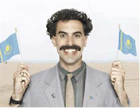 Borat A by Borat Cultural Learnings Of Advertising In Tnt Pepper