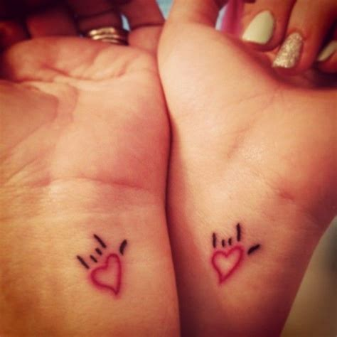 Friendship Tattoos And Designs For All Friendships And Matching Tattoos