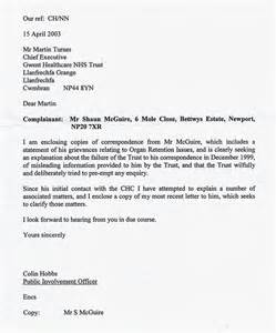 100 15 complaint letters templates nhs letter template new calendar template site