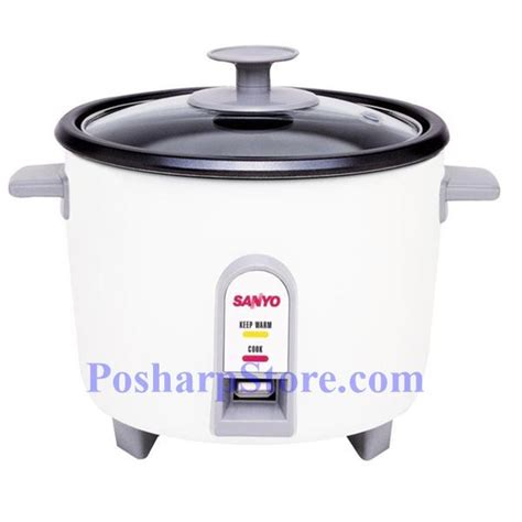 Rice Cooker Horor sanyo ec 510 10 cup rice cooker steamer