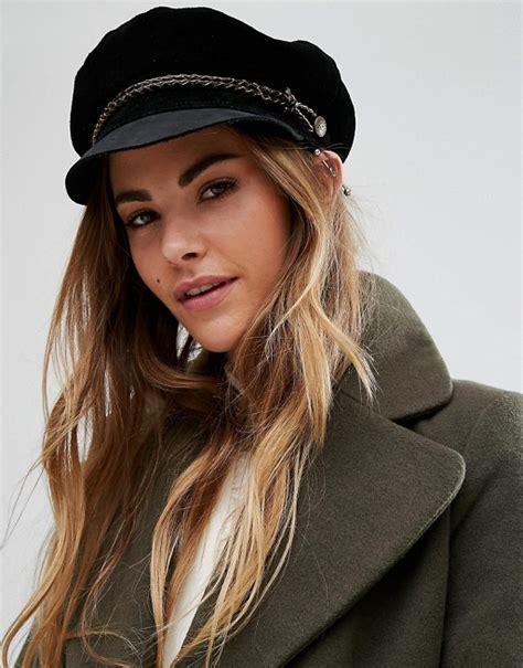 Boy Hat brixton brixton baker boy hat in leather