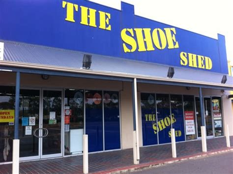 The Shoe Shed shoe shed shoe stores parafield airport south